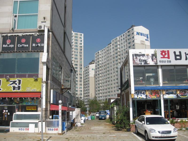 普通の韓国を探して2497 始興市...