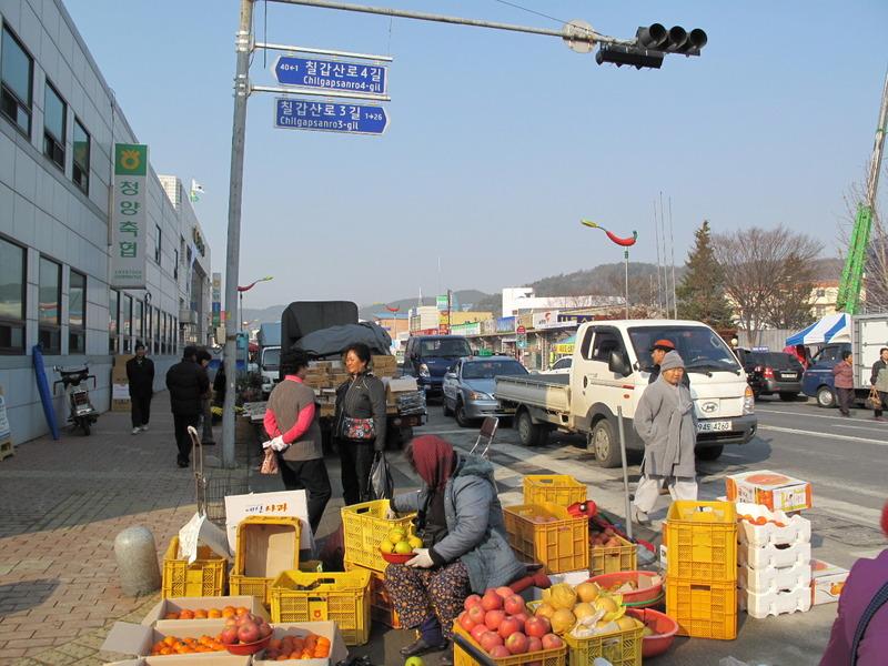 普通の韓国を探して3053 忠清南...